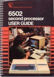 6502 Second Processor User Guide