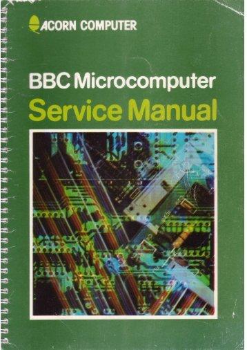 BBC Microcomputer Service Manual Oct 1985 Section 1 BBC Micro ...
