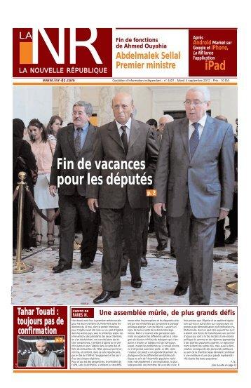 Page 01-4421CSEAREZKI - La Nouvelle République