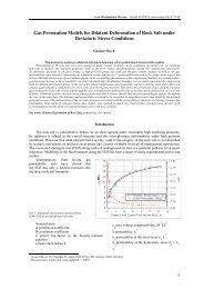 Gas Permeation Models for Dilatant Deformation of Rock Salt under ...