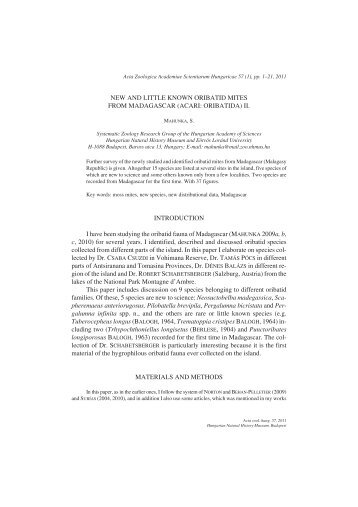 Download in Portable Document Format (pdf) - Acta Zoologica ...