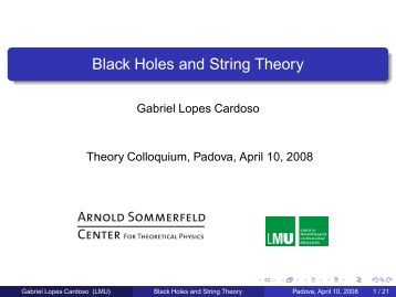 black holes string theory - photo #30