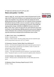 GB 25 News and quotes 01-08 hrs