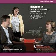 Devenir Acheteur Partenaires pour entreprendre (plaquette 2013)