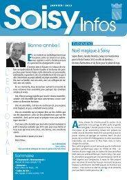 SoisyJANVIER I 2013 - Soisy sous Montmorency