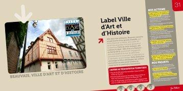 télécharger - Le Bilan de Mandat 2008 - 2014 - Ville de Beauvais