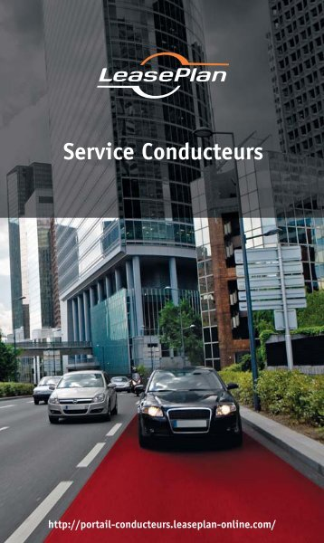 Service Conducteurs - LeasePlan