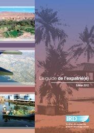 Le guide de l'expatrié(e) - IRD