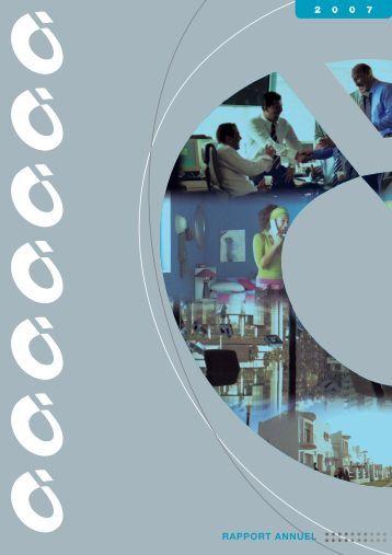 Télécharger Rapport Annuel 2007 - RMA Watanya