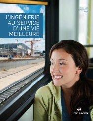 RAPPORT D'ACTIVITé - SNC-Lavalin