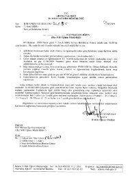 T.C. - Adana Milli Eğitim Müdürlüğü - Milli Eğitim Bakanlığı