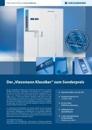 "Der ""Viessmann Klassiker"" - Schmitz & PETERS GmbH"