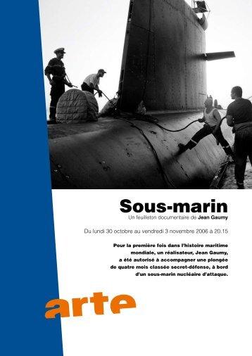 Sous-marin - Le Havre