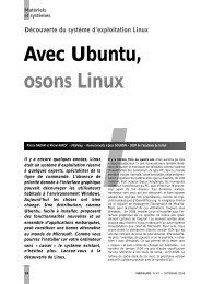 Avec Ubuntu, osons Linux - Médialog - Académie de Créteil