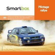 Pilotage rallye - Fnac