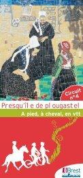 Circuit n°4 : Presqu'île de plougastel - Brest métropole océane