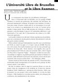 Approches du Libre Examen - Homepages Vub Ac - de l'Université ... - Page 4