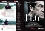 tournage - Rhône-Alpes Cinéma