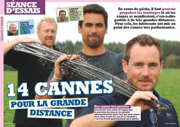 TEST cannes - Prowess
