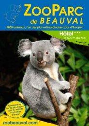 Hôtel - Zoos Passion