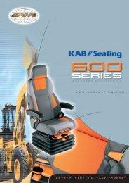 Série 600 - KAB Seating