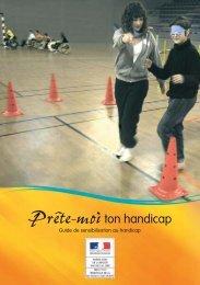 Guide de sensibilisation au handicap - Pôle Ressources National ...