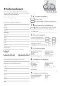 können Sie den Erhebungsbogen für Campingplätze runter laden - Page 2