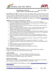 FOR IMMEDIATE RELEASE Date: Apr 27, 2009 Analysis of Phase 3 ...