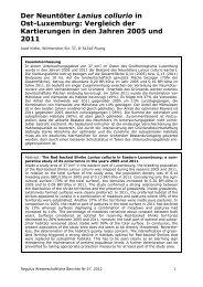 Regulus Wissenschaftliche Berichte 27 - Natur