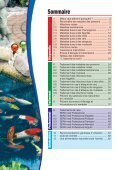 Poissons de bassin sains - sera GmbH - Page 2