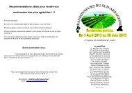 entête rando 02 13 - Randonneurs du Sud Arrageois - Free