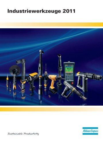 Industriewerkzeuge 2011 - Atlas Copco