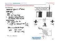 10. Wärmelehre/Thermodynamik und kinetische Gastheorie ... - Desy