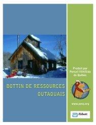 Outaouais - Portail VIH / sida du Québec