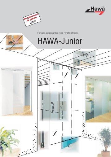 HAWA Junior 40-80-120-160/GP