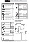 HAWA Junior 40-80-120-160/GP - Page 6