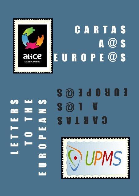 cartas a @ s europe @ s cartas al europe letterstotheeuropeans