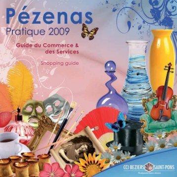 Télécharger le nouveau Guide Pézenas Pratique - (CCI) Béziers ...