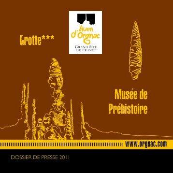 Musée de Préhistoire Grotte*** - Aven d'Orgnac