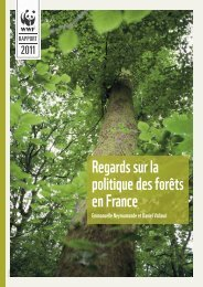 Résumé - Regards sur la politique des forêts en France - AIFM