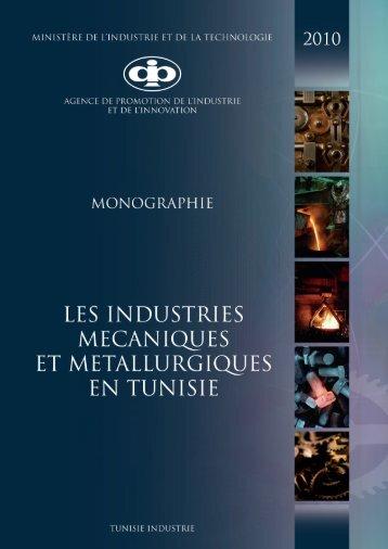 sommaire - Tunisie industrie