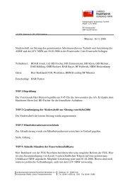 niederschrift_ak_technik_NW 061030 - AGBF NRW