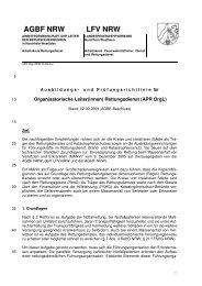 AGBF NRW LFV NRW