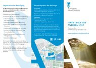 Beerdigung - Flyer - AGAPLESION ELISABETHENSTIFT
