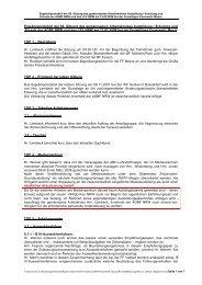 Ergebnisprotokoll der 66. Sitzung des gemeinsamen ... - AGBF NRW