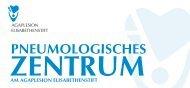 Pneumologisches Zentrum - Agaplesion Elisabethenstift