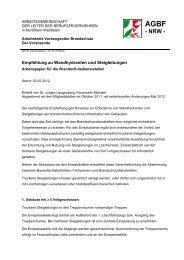 AGBF NRW
