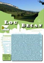 lou bECAN - Saint Julien en Vercors
