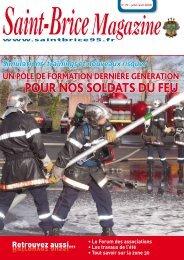 Magazine Eté 2009 - Saint-Brice-sous-Forêt