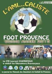 Le CTR Laurent CHATREFOUX a séduit les Éducateurs Provençaux